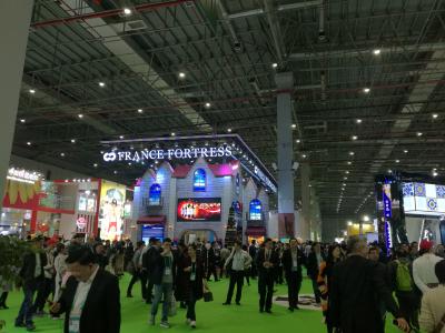 湖北文化交易分团参加首届中国国际进口博览会成效显著