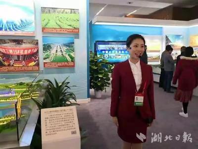 """这6位湖北小姐姐 赴京讲解""""庆祝改革开放40周年大型展览"""""""