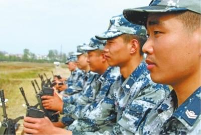 今年武汉40余复退军人返岗复训