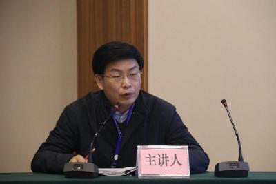 2018年全省食品工业创新和食品企业追溯体系培训在汉成功举办