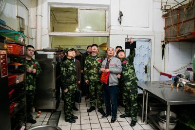 """武汉市开展""""平安高校""""消防安全专项检查行动"""