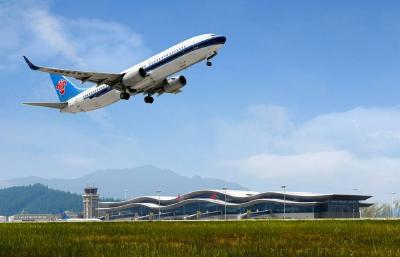 武当山机场跻身百万级通达北上广深等34个城市