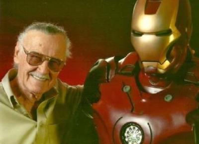 """再见了,""""漫威之父""""!斯坦·李去世,享年95岁"""