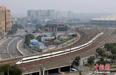2019年1月5日起,全国铁路将实行新的列车运行图
