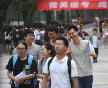 中国高考成绩被更多世界名校作为留学录取条件