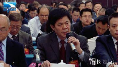 """湖北省政协委员彭明方:进一步聚焦企业发展的""""需求点"""""""