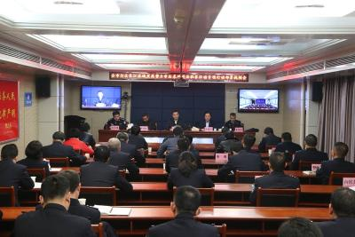 荆州:掀起打击长江流域黑恶势力非法采砂新攻势