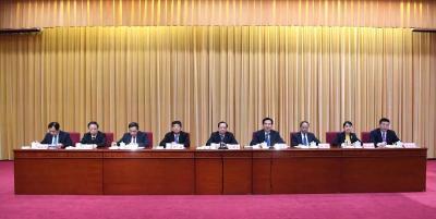"""2019年全省政府工作怎么干?湖北省省长王晓东提出""""五个敢"""""""