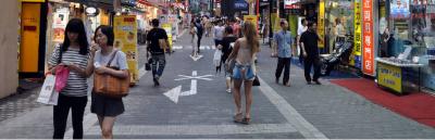 韩国人平均年龄突破40大关 男女比例不足1