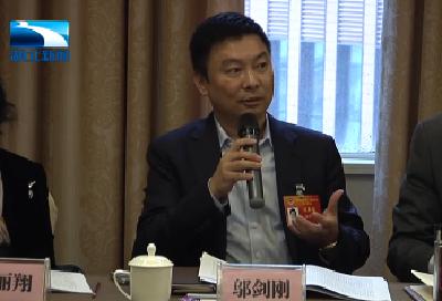 湖北省政协委员张海波:建议建立民营企业服务平台