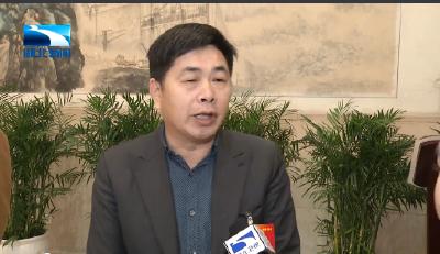 湖北省政协委员顾枫:2019年我们企业要抓生产 大干快干