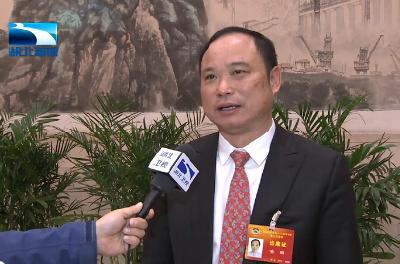 湖北省政协委员喻鹏:期待2019军运会 发挥对外友好界别特殊作用