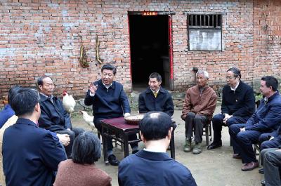 总书记的深情牵挂,安徽金寨县大湾村的精准脱贫故事