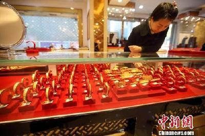 """全球央行抢购黄金储备年增22% 中国也""""不淡定"""""""