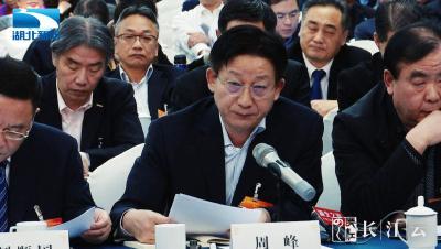 湖北省政协委员周峰:抓好军民科技协同创新推进军民融合深度发展