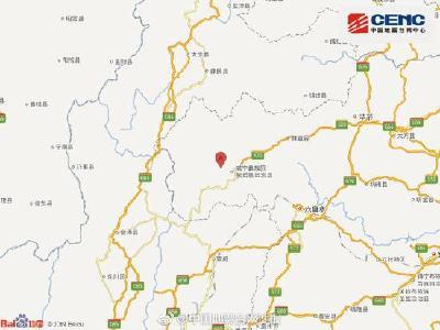 贵州毕节市威宁县发生3.1级地震 震源深度10千米
