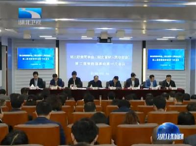 V视 | 张柏青要求湖北欧美同学会 强化政治引领 广泛凝聚共识