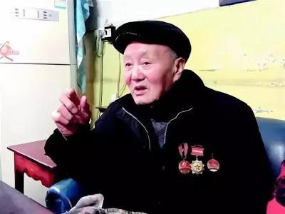 湖北95岁老人隐藏身份60多年 信息采集时才发现他是战斗英雄!