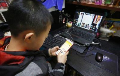 我国未成年网民1.69亿,30.3%曾接触网络暴力等违法信息
