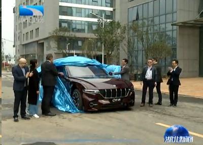 V视 | 汉产首款氢能动力、碳纤维车身样车在武汉研制成功