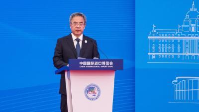 国务院办公厅:成立中国国际进口博览会组委会,胡春华任主任