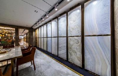 欧神诺陶瓷湖北安徽招商会即将开始 七星级展厅设计助力商赢