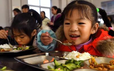 中小学幼儿园校长陪餐制度来了