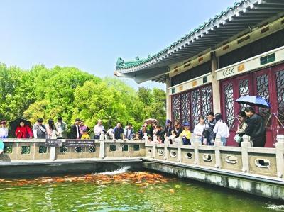 2019年清明小长假湖北全省共接待游客1967.69万人次,同比增长21.12%,文化旅游成热门
