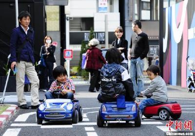入托难入学难 日本保育教育资源匮乏影响生育率