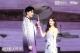 叶童出演《新白娘子传奇》两代许仙同台