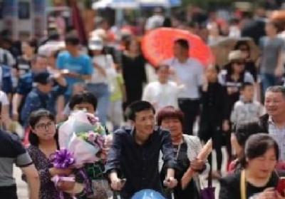 """""""五一""""期间国内旅游收入达1176.7亿元"""