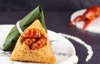 盘点端午节各式奇葩口味粽子:小龙虾、五仁、AD钙奶味
