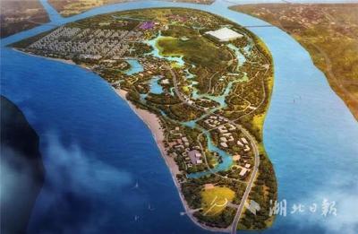 湖北这个新建公园7千余亩 预计3年后建成开放