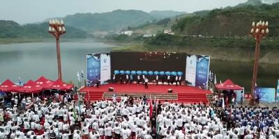 V视 | 2019第二届中国竹溪楠木湖垂钓大赛开赛