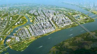 """""""武汉国际健康城""""项目签约长江新城"""