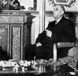 【大揭秘】为了促成中法两国建交,戴高乐总统亲自定了这三条谈判方案!