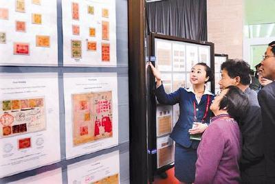 世界邮展即日起开始预约观展 线上预约可参加现场抽奖 还有免费券领取