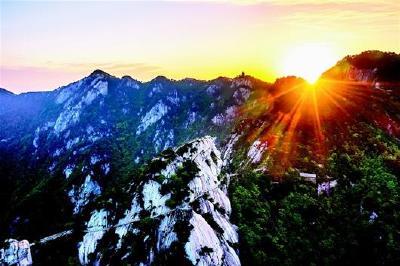 黄冈大别山世界地质公园开园