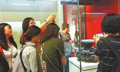 九件湖北珍品文物 惊艳亚洲文明大会