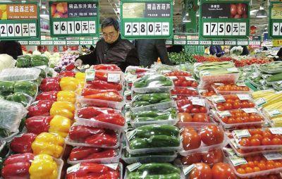 4月湖北CPI同比涨2.7% 鲜菜瓜果猪肉价格上涨均超过10%