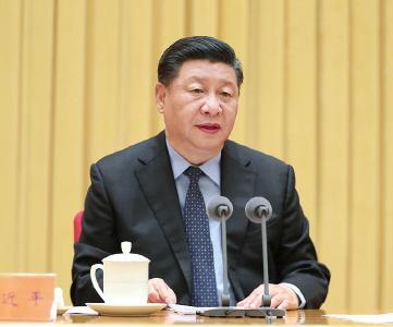 习近平主持中共中央政治局会议