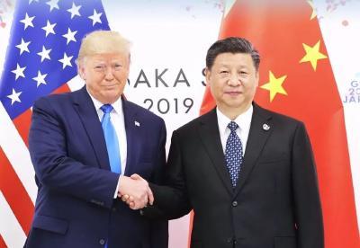 详讯:习近平同美国总统特朗普举行会晤