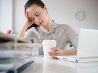 感觉身体被掏空? 告诉你工作8小时的耗能真相