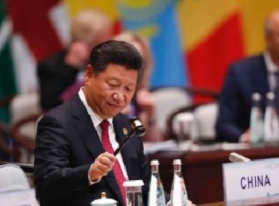 习近平今起赴日出席二十国集团领导人第十四次峰会