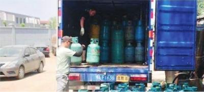 """燃气安全专项整治行动持续一周 武汉市取缔""""黑气点""""126处"""