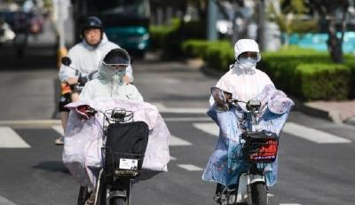 """中国27省份出现高温天气 哪些地方""""热爆了""""?"""