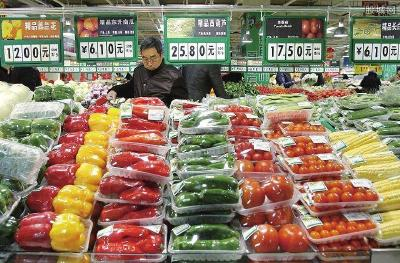 2019年7月份居民消费价格同比上涨2.8%