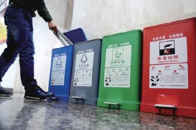 湖北省发布技术导则:生活垃圾,请这样投放 (附分类体系图)
