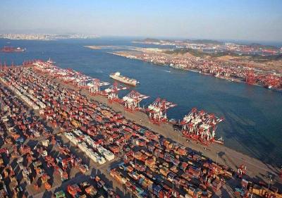 湖北省外贸进出口重回两位数增长