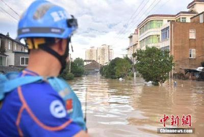 财政部下达资金9.5亿元支持各地防汛抗旱救灾